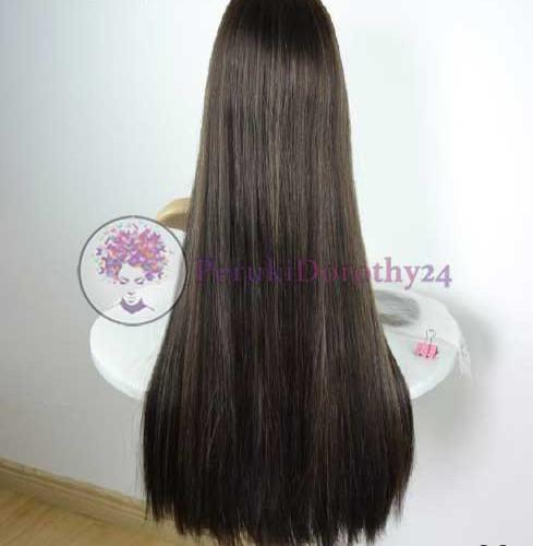 Peruka - włosy bardzo długie