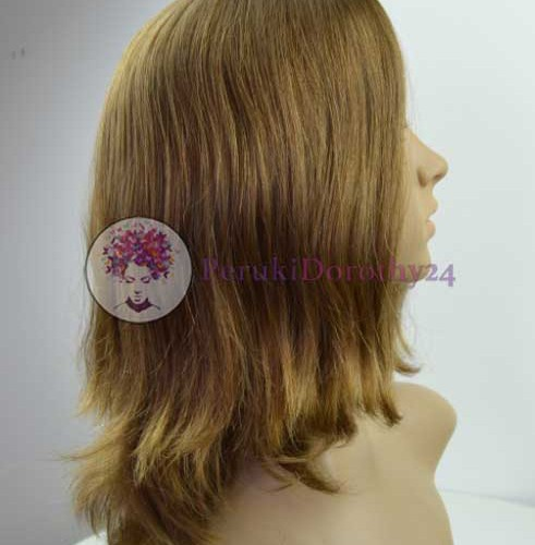 Peruka - włosy do ramion