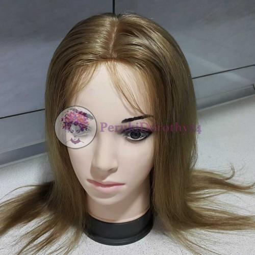 Peruka z prawdziwych włosów