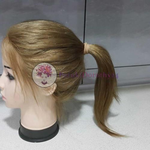 Peruki z włosów prawdziwych
