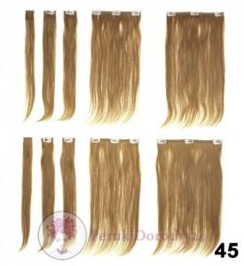 Dopinki do włosów naturalne