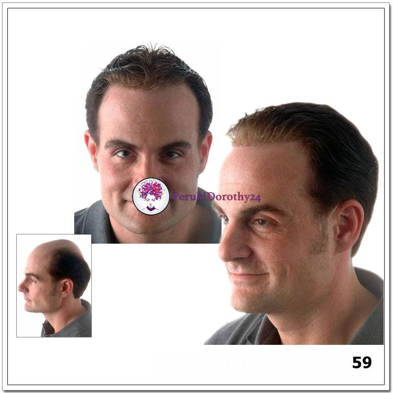 Peruka Męska Czyli Prosty Sposób Na Bujne Włosy