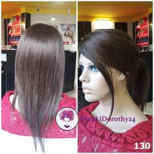 Naturalne włosy doczepiane