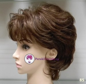 Peruki z naturalnych włosów